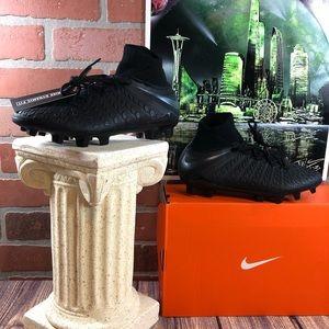 Nike JR Hypervenom 3 Elite DF FG soccer cleats